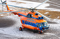 "Helicopter-DataBase Photo ID:10076 Mi-8T AeroGEO RA-24234 cn:98730691 Expedition ""Barneo 2014"""