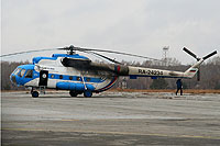 Helicopter-DataBase Photo ID:10077 Mi-8T Tuva Avia RA-24234 cn:98730691