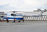 Helicopter-DataBase Photo ID:5864 Mi-8T VOSTOK Aviakompania RA-24246 cn:98730894