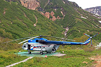 Helicopter-DataBase Photo ID:17913 Mi-8T VERTIKAL-T Air Transport Company RA-24262 cn:98734158