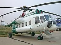 Helicopter-DataBase Photo ID:504 Mi-8PS EAST LINE AIRLINES RA-24282 cn:98734415