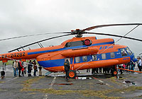Helicopter-DataBase Photo ID:5548 Mi-8PS UTair Aviation RA-24282 cn:98734415