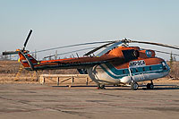 Helicopter-DataBase Photo ID:15529 Mi-8T ALROSA Airlines RA-24451 cn:98628263
