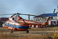 Helicopter-DataBase Photo ID:1410 Mi-8T Polar Airlines RA-24466 cn:98628638