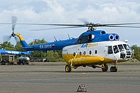 Helicopter-DataBase Photo ID:3064 Mi-8T Sibaviatrans RA-24515 cn:98522029