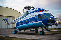 Helicopter-DataBase Photo ID:12203 Mi-8TV 2nd Arkhangelsk Aviation Enterprise RA-24518 cn:98522072