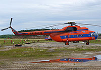 Helicopter-DataBase Photo ID:6020 Mi-8T Turukhan Aviation Enterprise RA-24519 cn:98522095