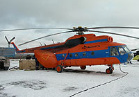 Helicopter-DataBase Photo ID:5954 Mi-8T AeroBratsk RA-24523 cn:98522168