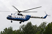 Helicopter-DataBase Photo ID:10494 Mi-8PS Altai Airlines RA-24629 cn:8297