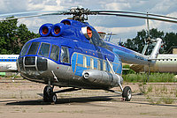 Helicopter-DataBase Photo ID:920 Mi-8PS unknown RA-24634 cn:8417