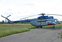 Helicopter-DataBase Photo ID:1794 Mi-8PS VERTIKAL-T Air Transport Company RA-24637 cn:8607