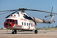 Helicopter-DataBase Photo ID:366 Mi-8PS Gozo Wings RA-24639 cn:8606