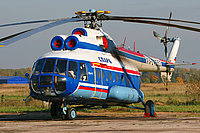 Helicopter-DataBase Photo ID:1902 Mi-8T SPARC - St. Petersburg Aircraft Repair Company RA-24653 cn:9815713