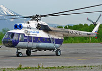 Helicopter-DataBase Photo ID:5438 Mi-8T Bel-Kam-Tur RA-24703 cn:98103340