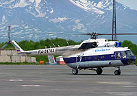 Helicopter-DataBase Photo ID:5439 Mi-8T Bel-Kam-Tur RA-24703 cn:98103340