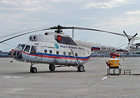 Helicopter-DataBase Photo ID:5294 Mi-8T Narz-Altai-Avia RA-24709 cn:98103566