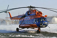Helicopter-DataBase Photo ID:7365 Mi-8T Taimyr RA-24747 cn:98420030