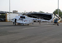 Helicopter-DataBase Photo ID:6253 Mi-8T AMIS - African Union Mission in Sudan RA-25139 cn:99047492