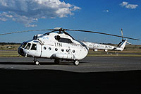 Helicopter-DataBase Photo ID:12253 Mi-8T United Nations RA-25139 cn:99047492