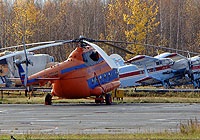 Helicopter-DataBase Photo ID:5302 Mi-8T Nizhnevartovsk Avia RA-25146 cn:99047658