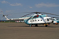 Helicopter-DataBase Photo ID:1065 Mi-8T SKOL RA-25315 cn:98203732