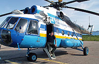 Helicopter-DataBase Photo ID:5764 Mi-8T Buryat Avia RA-25323 cn:98203973