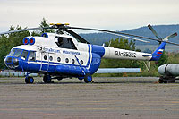 Helicopter-DataBase Photo ID:8211 Mi-8T Altai Airlines RA-25332 cn:98206008