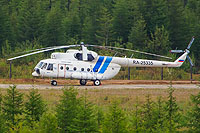 Helicopter-DataBase Photo ID:11232 Mi-8T Abakan-Avia RA-25335 cn:98206224