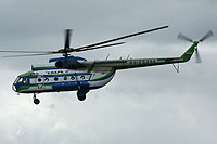 Helicopter-DataBase Photo ID:18269 Mi-8T SPARC - St. Petersburg Aircraft Repair Company RA-25344 cn:98206663