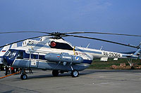 Helicopter-DataBase Photo ID:7741 Mi-8TG Vnukovo Airlines RA-25364 cn:98206842