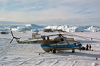 Helicopter-DataBase Photo ID:16652 Mi-8T SPARC - St. Petersburg Aircraft Repair Company RA-25394 cn:98208227