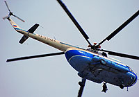 Helicopter-DataBase Photo ID:9378 Mi-8AT Baltic Airlines RA-25524 cn:9765413