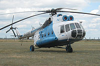 Helicopter-DataBase Photo ID:8131 Mi-8T Kazan Aviation Enterprise RA-25599 cn:99150362