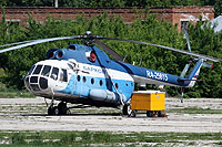 Helicopter-DataBase Photo ID:18006 Mi-8T Barkol RA-25615 cn:99150830