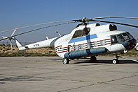 Helicopter-DataBase Photo ID:16791 Mi-8PS Ardimeks RA-25758 cn:8169