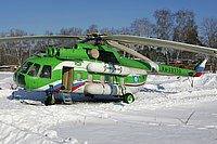 Helicopter-DataBase Photo ID:1898 Mi-8PS Federal Customs Service of Russia RA-25770 cn:8709