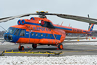 Helicopter-DataBase Photo ID:15601 Mi-8T AeroGEO RA-25795 cn:98103227
