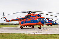 Helicopter-DataBase Photo ID:17514 Mi-8T AeroGEO RA-25795 cn:98103227