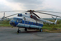 Helicopter-DataBase Photo ID:16836 Mi-8T Orenburg Airlines RA-27104 cn:99257207