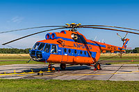 Helicopter-DataBase Photo ID:18226 Mi-8T AeroGEO RA-27163 cn:99257258