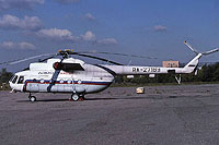 Helicopter-DataBase Photo ID:10408 Mi-8T Aero Taksi RA-27189 cn:99357636
