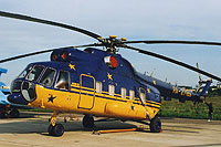 Helicopter-DataBase Photo ID:6150 Mi-8PS Krylo RA-27189 cn:99357636