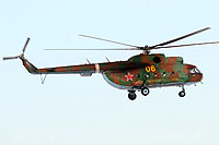 Helicopter-DataBase Photo ID:17981 Mi-8T Russian Ministry of the Interior 06 yellow cn:8215