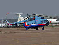 Helicopter-DataBase Photo ID:2510 Mi-8T Aerogeophysical Flight Research Center 22710 cn:98308280