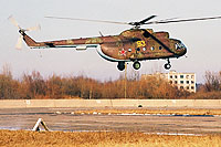 Helicopter-DataBase Photo ID:14288 Mi-8T Russian Air Force 93 yellow