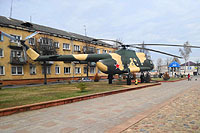 Helicopter-DataBase Photo ID:17962 Mi-8T Museum of Military Technology 94 yellow