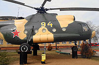 Helicopter-DataBase Photo ID:17963 Mi-8T Museum of Military Technology 94 yellow