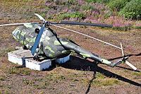 Helicopter-DataBase Photo ID:14622 Mi-8AT Russian Air Force  cn:9711218