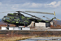 Helicopter-DataBase Photo ID:14623 Mi-8AT Russian Air Force  cn:9711218