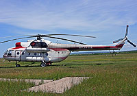 Helicopter-DataBase Photo ID:5346 Mi-8T ROSTO RF-01166 cn:98448411